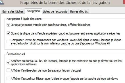 windows 8 1 acc 232 s direct sur le bureau