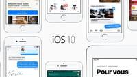 iOS 10 débarque en version finale