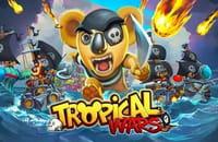 Des koalas et des pirates avec Tropical Wars