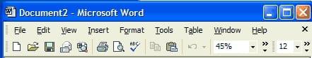 Thème XP standard avec ClearType