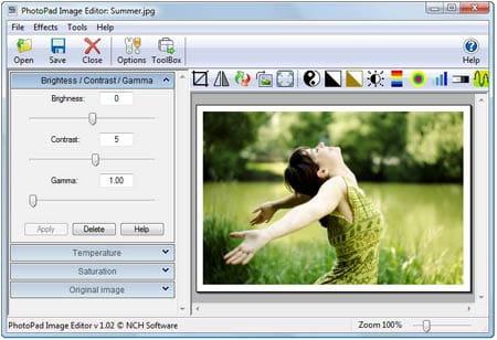 telecharger retouche photo windows 10