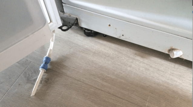 frigo am ricain lg gr l217atga tuyau eau coup. Black Bedroom Furniture Sets. Home Design Ideas