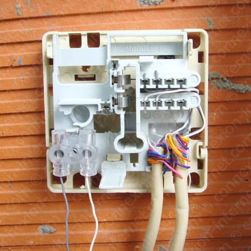 C blage dti box ne fonctionne pas r solu for Boitier exterieur france telecom