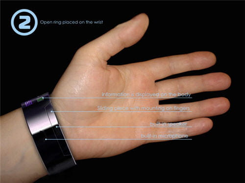 Une montre qui se d plie pour faire office de t l phone - Office 365 comment ca marche ...