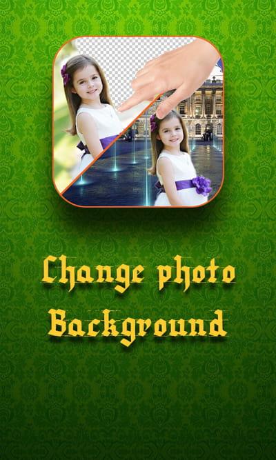 Telecharger Change Photo Background Pour Android Gratuit