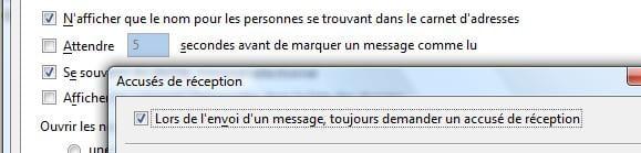 Accuses De Reception Outlook Thunderbird Gmail
