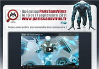 Paris sans virus : faire nettoyer son PC et obtenir un antivirus