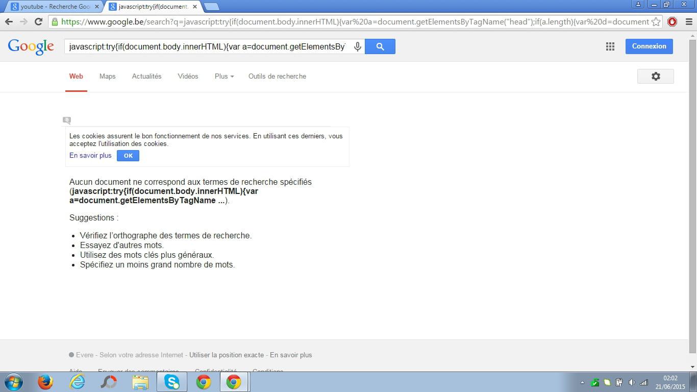 Problemes Avec Google Chrome Resolu