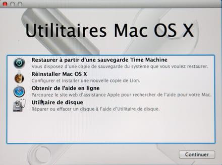 Mac air cran blanc dossier point d 39 interrogation qui clignote for Fenetre utilitaire mac