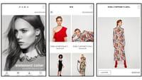 Zara au top de la réalité augmentée