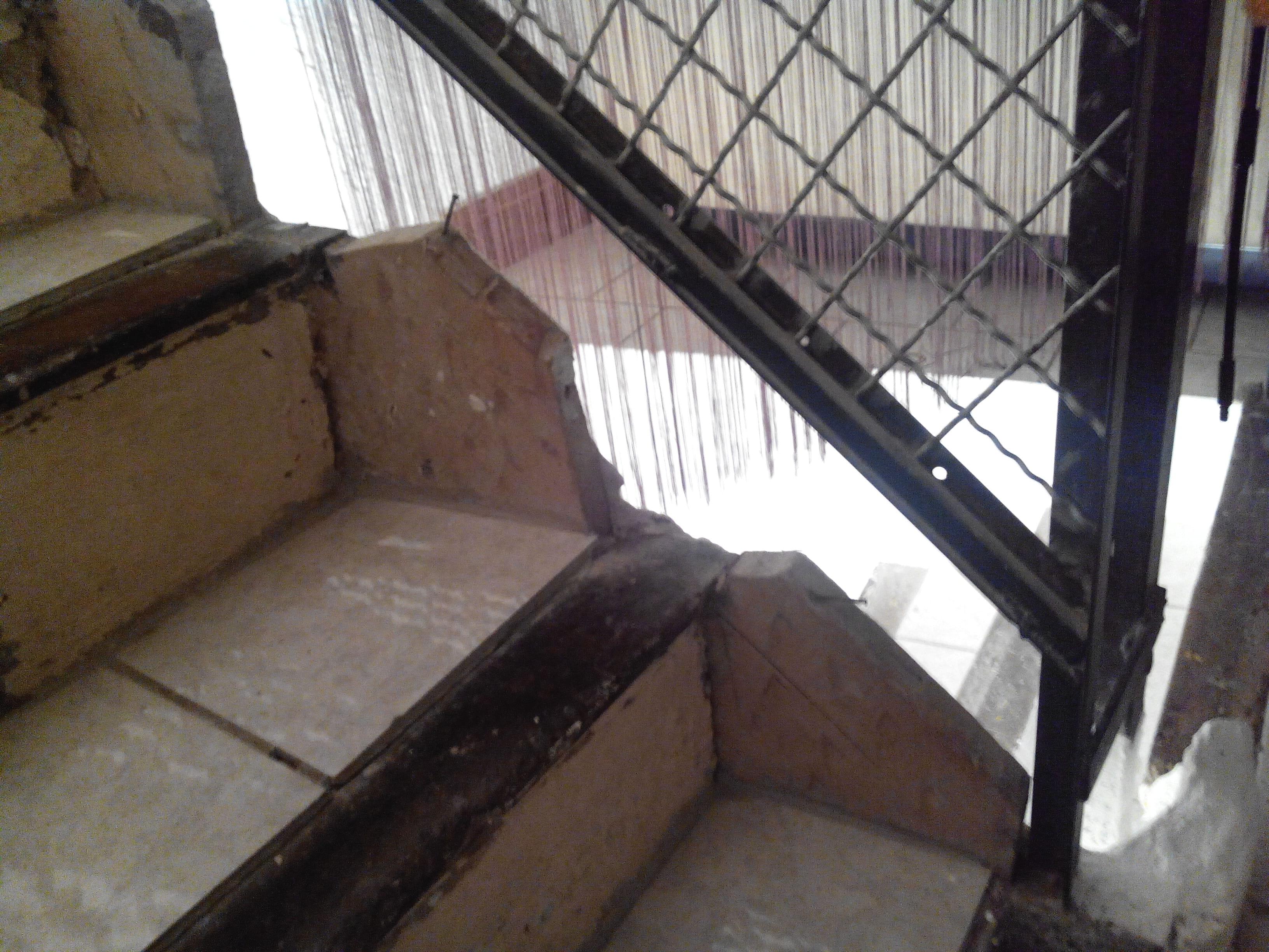 Avec Quoi Recouvrir Un Escalier En Carrelage renovation escaliers très abîmés [résolu] - linternaute