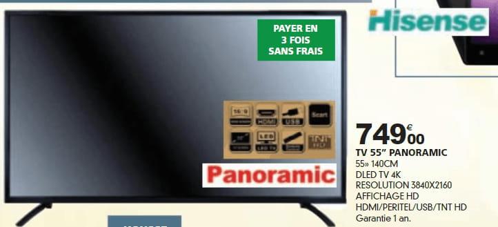 Qui S Y Connais En Reglage Tv Panoramic 4k Comment Ca Marche