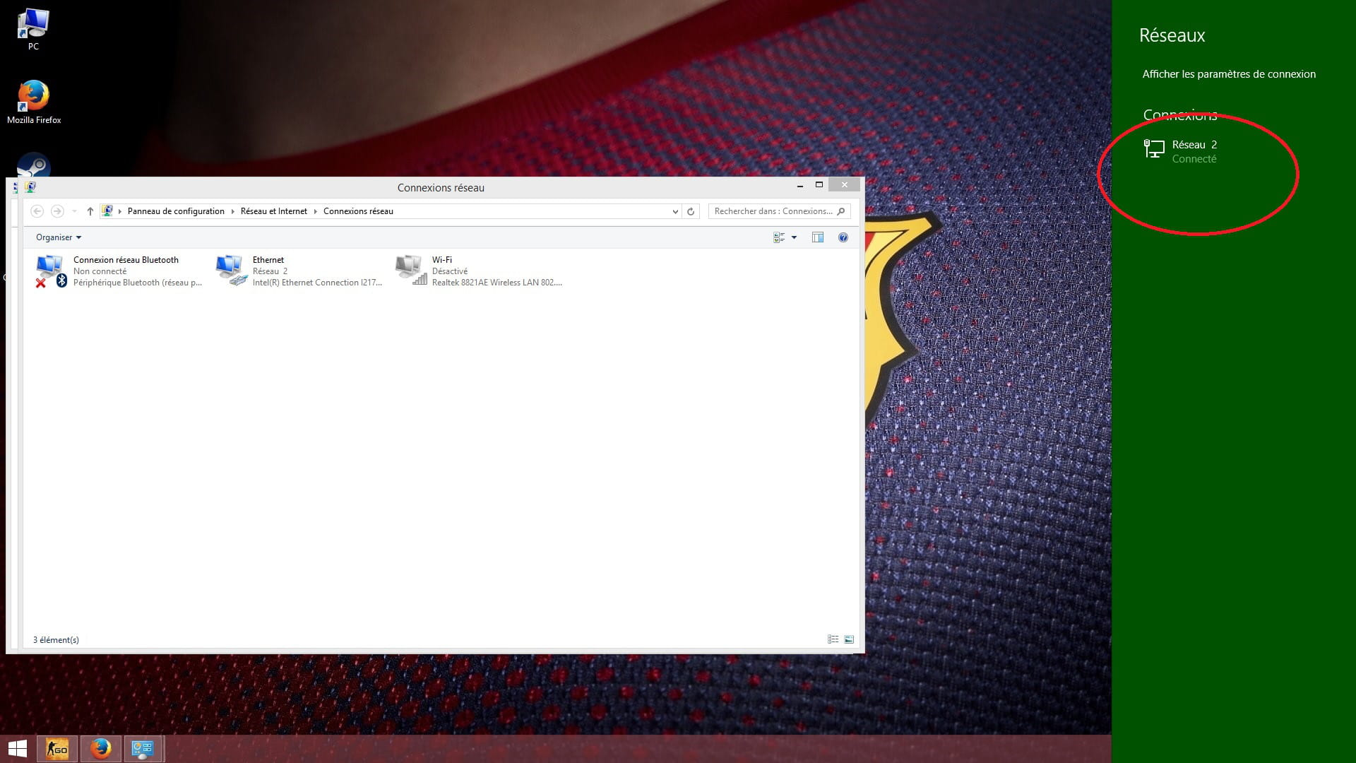 comment changer le nom de sa connexion r u00e9seau sous windows 8 1