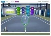 Une appli d'entraînement cérébral pour progresser au tennis