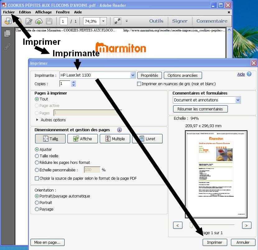comment convertir un fichier word en pdf avec adobe reader