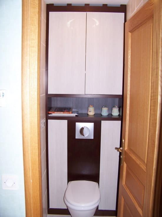Assez Comment faire un habillage pour wc suspendu? [Résolu] TH66