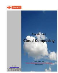 La bible du cloud computing