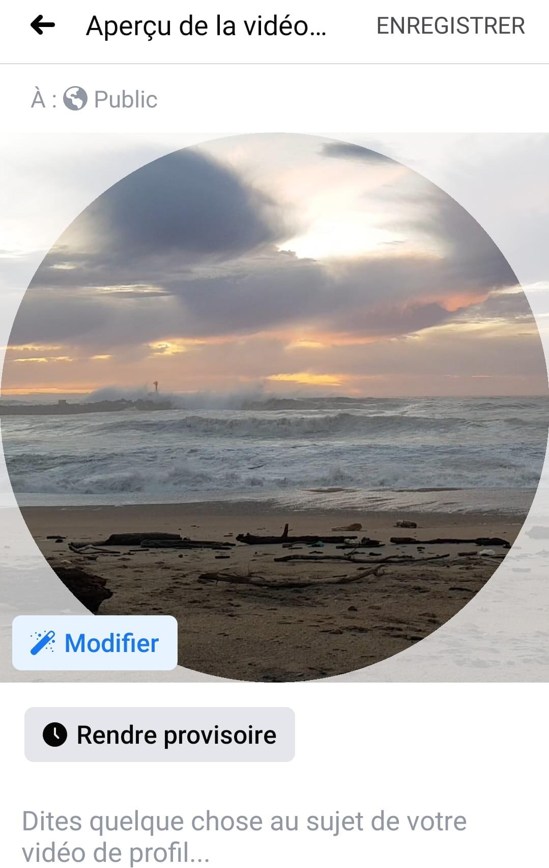 Profil de GitHub