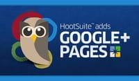 HootSuite intègre les pages Google + dans son tableau de bord