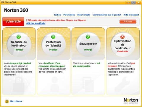 security 360 gratuit