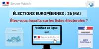 Listes électorales : dernier appel pour les inscriptions en ligne