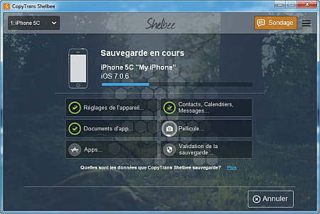 how to upload pics from iphone to pc transf 233 rer le contenu de votre ancien 224 votre nouvel 8793