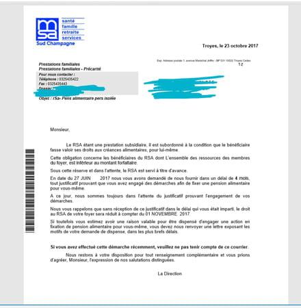 Suspension De Pension Alimentaire De Notre Fille Type A Telecharger Vescaderatofe