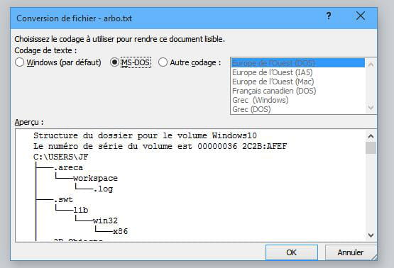Lister Les Dossiers D Un Disque Resolu Windows 7
