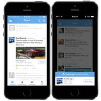 Twitter : lancement de la publicité pour applications