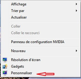 Windows 7 Vista Changer La Taille Et La Police De Windows