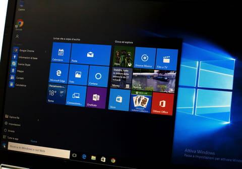 Personnaliser le menu Démarrer de Windows 10