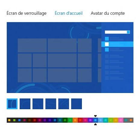 Windows 8 Changer Les Couleurs De Votre écran Daccueil