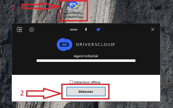 Mettre à jour ses pilotes gratuitement avec DriversCloud