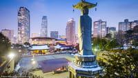 Un réseau d'Internet des Objets en Corée