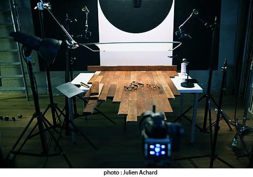 Dans D'un Photo Coulisses Studio Les QrCxsthd
