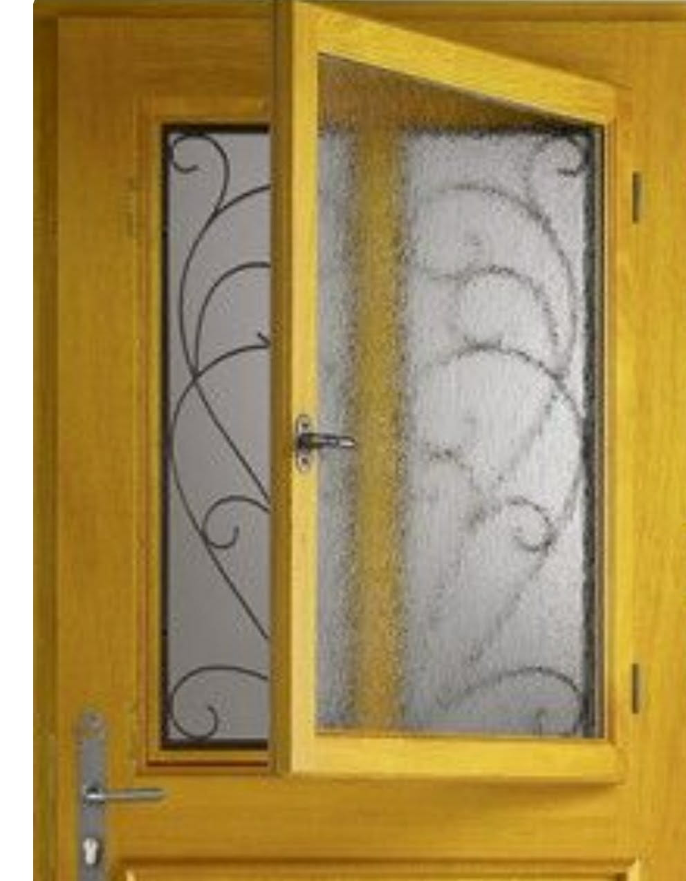 Porte De Chambre Avec Vitre changer vitre porte d entree - forum idées déco, aménagement