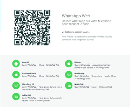 télécharger whatsapp messenger pour pc windows 10