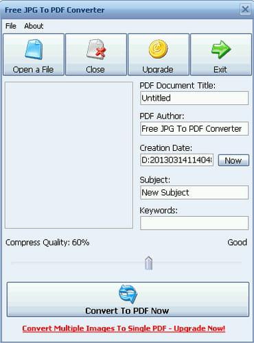 best jpg to pdf converter free