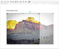 Google Docs : nouveaux outils facilitant l'édition des images