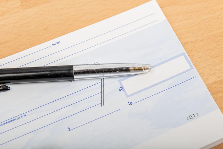 Envoi de chèque par la Poste et risques de falsification