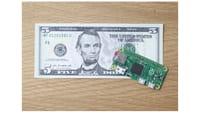 Raspberry Pi Zéro, l'ordinateur à 5$