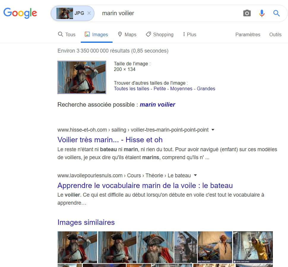 Faire Une Recherche D Image Inversee Avec Google Comment Ca Marche