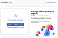 Firefox Send : un nouveau service gratuit de partage de fichiers