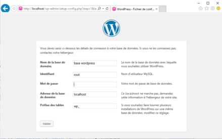 Comment installer Wordpress en local sur son PC ?