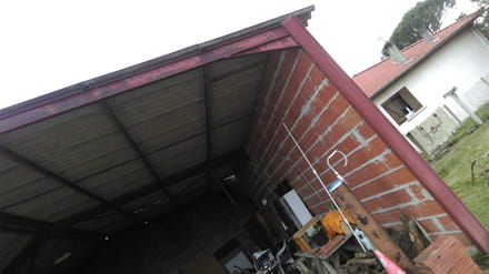 changement hangar construction m tallique en habitation loft. Black Bedroom Furniture Sets. Home Design Ideas