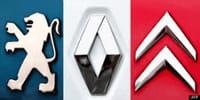 Renault/PSA : un mauvais 1er semestre pour le marché automobile français