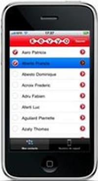 Keyyo : Application iPhone pour appeler en illimité à l'international