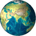 Globe terrestre interactif en ligne