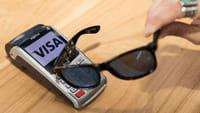 Visa lance des lunettes de paiement