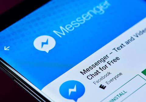 Messages filtrés sur Facebook Messenger: comment y accéder